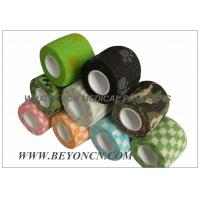 Quality Bitter taste Cohesive Bandage, self-adhesive bandage with denatonium benzoate wholesale