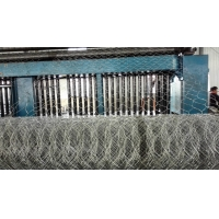 PVC Coated Wire Mesh Baskets Retaining Walls Mesh Cages for Garden for sale
