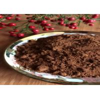 Quality HALAL AF01 Alkalized Cocoa Powder PH Value 6.2-6.8 For High End Chocolate wholesale