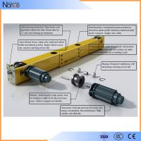 Quality 1 ~ 100T Electric Motorized Crane End Carriage Beam For Overhead Crane wholesale