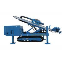 Cheap Hydraulic Impact / Top Drive Anchor Drilling Rig Krupp And Eurodrill MDL-C150 for sale