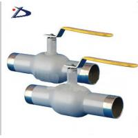 Quality Stainless steel full welded ball valve wholesale