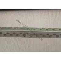 Buy cheap 2cm Wing Perforated Metal Galvanized Corner Bead For 0.325mm Thickness from wholesalers