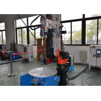 Quality Quick Ignition CO2 Welding Robot , Industrial Welding Robots Power Source MEGMEET wholesale