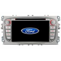 "Quality 7"" FORD Focus MONDEO Android Car Multimedia  Double Din GPS Radio with Mirror-link FOD-7618GDA(Sliver) wholesale"