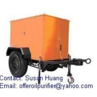 Quality Sell Mobile vacuum Transformer oil Purification/ Transformer oil Treatment plant wholesale