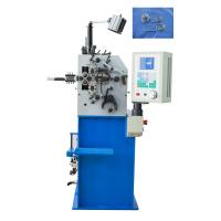 China Computerized CNC Torsion Spring Machine For 0.10 - 0.80mm Wire Diameter on sale