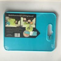 Quality ECO Friendly Plastic Chopping Board Flexible Meat Kitchenware Antibacterial wholesale