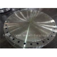 Quality Max OD 3000mm ASME F316L stainless steel discs 16 Inch Intergranular Corrosion Test and UT Test wholesale