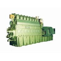 Quality 400V 1800KW Industrial Generator Set Four Stroke Turbocharged Diesel Engine wholesale