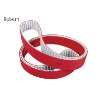 Quality Seamless Polyurethane Synchroflex Timing Belt For Glass / Ceramic Industry wholesale