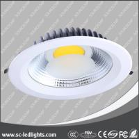Quality Diamond Level Quality 20w recessed led downlight wholesale