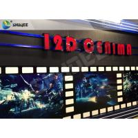 Quality Pneumatic System XD Theatre Cinema With Terrifying Movie Fiberglass Luxury Chair wholesale