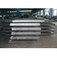 Quality 1200mm - 1800mm Width SS400, Q235, Q34 Hot Rolled Checkered Steel Plate / Sheet wholesale