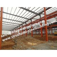 Quality High Strength Prefabricated Industrial Steel Buildings For Warehouse Workshop for sale