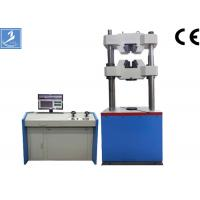 Quality Computer Rubber Tensile Testing Machines 1000KN With Panasonic Servo Motor / PC Display wholesale