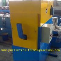 Quality Automatic Downpipe Elbow Machine / Downspout Cold Roll Forming Machine wholesale