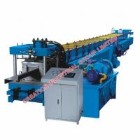 Quality Metal Z Section Profile Purlin Roll Forming Machine with Cold Roled Steel Strips Rollers wholesale