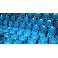 Quality 6KG Compressed LPG Gas Cylinder Low Pressure With 13L Water Capacity wholesale
