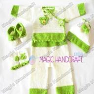 Quality Handcraft Chinese Crochet Baby Clothing wholesale