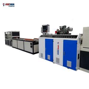 China Laminated PVC Ceiling Panel Making Machine Wall Sheet Extrusion Machinery on sale