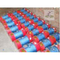 Quality Xinxiang eccentric vibrator motor use for food vibrating feeder wholesale