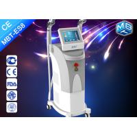 Quality 2 Handles Germany Flash Lamp Elight SHR IPL Hair Removal Equipment with CE approved wholesale