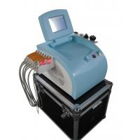 China Cavitation Tripolar RF Vacuum Laser Liposuction Equipment on sale