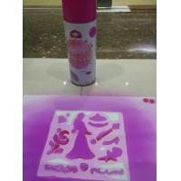 Buy cheap Water Based Temporary Spray Paint DIY Chalk Washable Easily To Remove from wholesalers