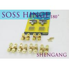 Buy cheap 15 mm Min Door Thick Stainless Steel Door Hardware , Heavy Duty Hinges from wholesalers
