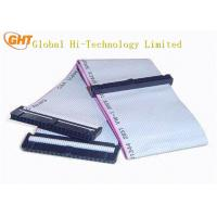 Quality Custom Electrical IDC Ribbon Cable 1.27mm Pitch for laptop ODM / OEM Service wholesale