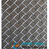 Quality 3mesh Plain Weave Stainless Steel Woven Mesh With Max 8.0m Width wholesale
