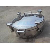 Cheap Stainless Steel Manhole Cover For Tank With Competitive Price for sale