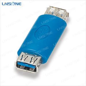 China USB female to female USB 3.0 Adapter on sale