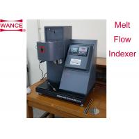 Quality Melt Flow Index Tester MFR MVR thermoplastics ISO1133 ASTM D1238 comparison MFI452 wholesale