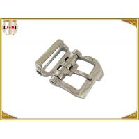 Quality OEM Service Stainless Steel Buckles With Pin , Stainless Steel Roller Buckle wholesale