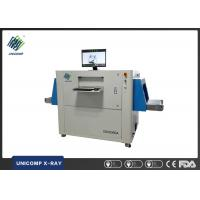 Quality UNX6060A Foreign Materials X Ray Inspection System , Food Through X Ray Machine wholesale