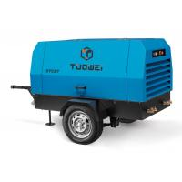Quality mobile blast cleaning auto high power air compressor wholesale