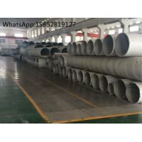 TP316 / TP316L SS Tubing Dual Steel Grade Welded Stainless Steel Pipe Strong Corrosion
