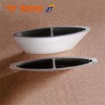 Quality Aluminium China manufacturer powder coated aluminium louvers profile / exterior aluminum shutters wholesale