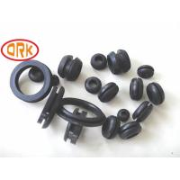 Quality Flexible Rubber Grommet For Connector , Rubber Wire Grommet Sealing wholesale