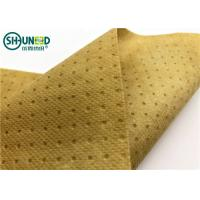 Quality Three Layers Waterproof PP Spunbond Non Woven Fabric Hospital Covering Fabric Anti Liquid wholesale