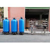 Quality Manual Water Softener System RO Plant Drinking Industrial Water Filter Equipment wholesale