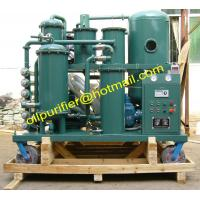Quality Double Stage Vacuum Transformer Oil Purifier, Transformer Oil Treatment with booster wholesale
