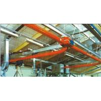 Quality Single Track Suspension Light Crane Systems With Single-track , Single Beam wholesale