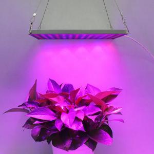Cheap 58 Watt Full Spectrum LED Grow Lights For Greenhouses / Gardens , ABS Material for sale