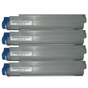 Cheap Laser Printer Toner Cartridge for OKI C9600 Compatible for sale