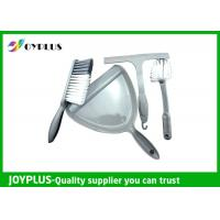 Quality Multi Purpose Household Cleaning Brushes And Dustpan Set PP Material HB1635 wholesale