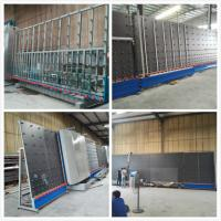 Quality Fully Automatic Insulating Glass Vertical Double Glazing Equipment/Production Line,Full Automatic Insulating Glass Line wholesale