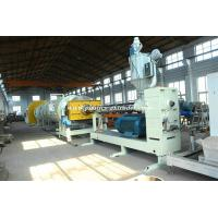 Quality Huge Diameter Plastic HDPE Jacket Insulating Pipe Production Line wholesale